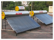 INDUSTRY ETC SOLAR WATER HEATER